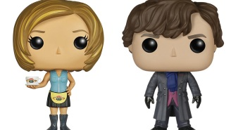 'Sherlock' and 'Friends' get Funko Pop! Vinyl figures