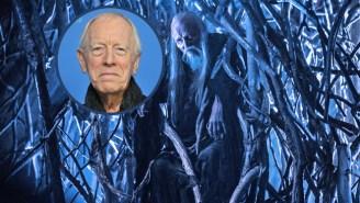 Film Legend Max Von Sydow Will Bring 'Game Of Thrones' Three-Eyed Raven To Life