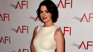 Anne Hathaway's Baby Shower Will Be Interrupted By Killer Alien Meteors In 'The Shower'