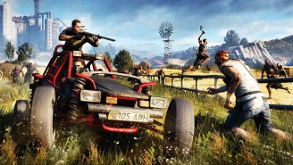 'Dying Light' Story-Based Expansion 'The Following' Delivers Dune Buggies And 'Mad Max' Flavor