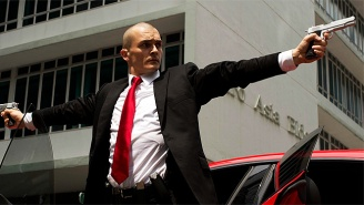 Rupert Friend And Zachary Quinto Face Off In The Global Trailer For 'Hitman: Agent 47'