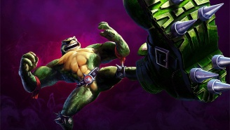 Watch Rash From 'Battletoads' Wreck Shop In A New 'Killer Instinct' Trailer And Gameplay Footage