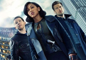 This 'Minority Report' First Look Shows Off New Characters And The Series' Vision Of The Future