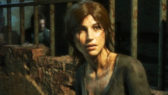Watch Lara Croft Kill A Whole Lot Of People In This 'Rise Of The Tomb Raider' Gameplay Demo