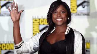 Rutina Wesley Will Be Playing Deep-Cut Comic Book Character 'Lady Cop' On 'Arrow'