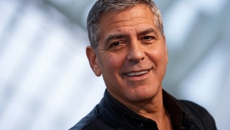 Stephen Colbert Announced George Clooney As His First Guest And Has A Brand New Marquee