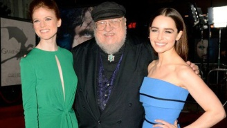 George R.R. Martin Blames 'Distractions' For The Next 'Game Of Thrones' Book Delay