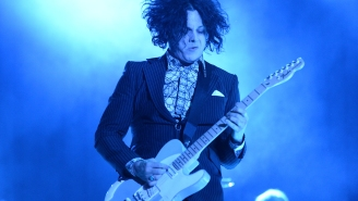Listen To Jack White's New Theme Song For 'Maya & Marty'