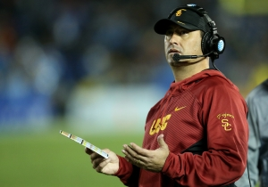 USC Coach Steve Sarkisian Says He Mixed Medicine And Alcohol At Gala Event, Is Going To Treatment