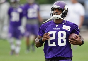 The Details Of Adrian Peterson's Year Away From Football Are Pretty Crazy