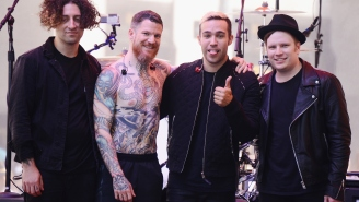 The Internet Reacts To Lexi, The Fall Out Boy Fan Who 'Protected' Cops In Ferguson