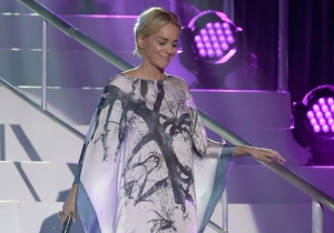 Sharon Stone Relocates Production Of Her Short Film In Response To Mississippi's Anti-LGBT Law