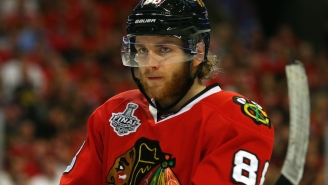 Blackhawks Star Patrick Kane Is Reportedly Involved In A Rape Investigation