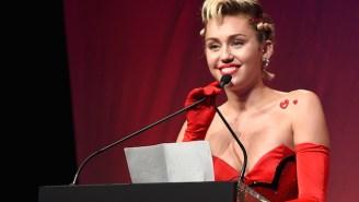 Miley Cyrus Says That 'Hannah Montana' Gave Her Body Dysmorphia