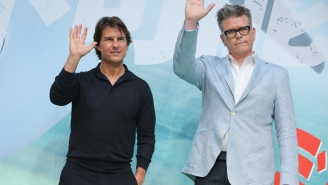 'MI5' Director Christopher McQuarrie Discusses The Whole 'Jurassic World' High Heels Controvery