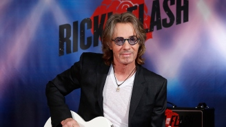 Rick Springfield On 'Ricki And The Flash' And Why He's Not Watching 'True Detective'