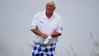 Golfer John Daly Was Rushed To A Mississippi Hospital For A Collapsed Lung