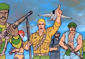 Spring Into Action With These Facts About 'G.I. Joe: A Real American Hero'