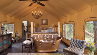 End Your Summer In Style At These Luxury Wilderness Resorts
