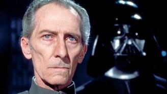 'Star Wars: Rogue One' May Bring Peter Cushing Back To Life Via CGI To Play Grand Moff Tarkin