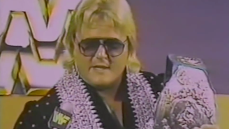 Greg 'The Hammer' Valentine Has Some Horrible Opinions About Women's Wrestling & MMA