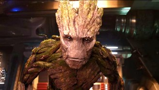 Groot Gets The Savior Treatment In This Very Artistic Deleted Scene From 'Guardians Of The Galaxy'
