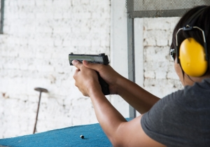 More Smart Ideas Out Of Florida: How About A Shooting Range That Serves Booze?