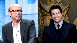 Paul Haggis Thinks The Media Went Far Too Easy On Tom Cruise And Scientology
