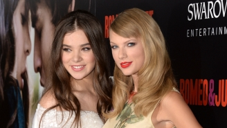 Hailee Steinfeld's Masturbation Song Received Approval From Her BFF, Taylor Swift