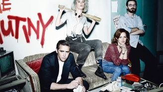 Hey, AMC: Quit screwing around and renew 'Halt and Catch Fire'