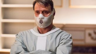Review: 'Hannibal' comes to a dark and… romantic end?