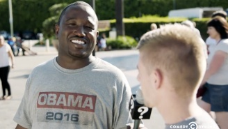 Hannibal Buress Trolled People By Telling Them Obama Was Running For A Third Term