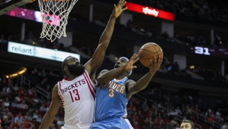 James Harden Is 'Not At All' Concerned About Ty Lawson Joining The Rockets