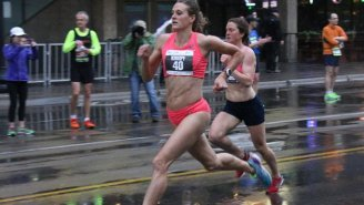 Finding The Will To Run, Even On The Rainy Days
