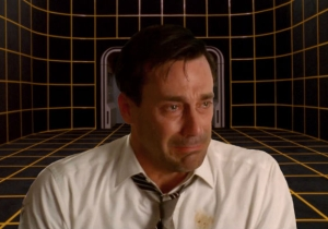 Jon Hamm Is Looking For An Oscar With 'Marjorie Prime'
