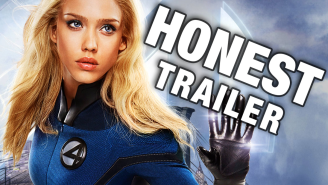 Honest Trailers suggests 'Fantastic Four' films are proof Marvel needs their toys back