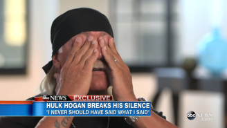 Hulk Hogan Asked For Forgiveness For His Racist Rant And Admitted He Considered Suicide
