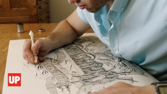 Master Penman Jake Weidmann Is Single-Handedly Keeping His Artform Alive