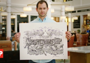 Master Penman Jake Weidmann Is Single-Handedly Keeping His Artform Alive