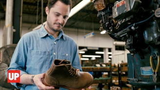 George Vlagos Breathes New Life Into American Shoemaking
