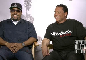 """Ice Cube may never retire """"Bye Felicia"""""""