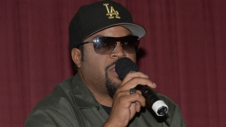 Ice Cube Will Still Perform 'F*ck Tha Police', Regardless Of Police Shootings