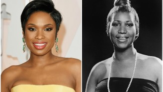 Jennifer Hudson Aims To Get Some Respect As Aretha Franklin In A New Biopic