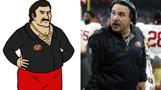 Did 49ers Coach Jim Tomsula Rip A Fart During His Press Conference? We Investigate