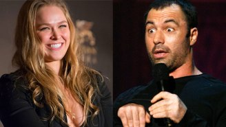 Joe Rogan Says Ronda Rousey Needs A 'Massive Overhaul' Of Her Training