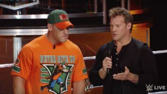 John Cena Returned To WWE On Tough Enough And Announced His Plans For SummerSlam