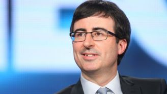 John Oliver Is Getting Sued By The Subject Of His Latest 'Last Week Tonight' Deep Dive