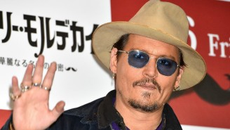 Johnny Depp Joked About Eating His Dogs In Response To Australia's Execution Threats