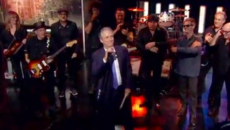 Bruce Springsteen And The E Street Band Gave Jon Stewart One Final 'Daily Show' Moment Of Zen