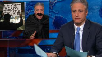 We're Coping With Jon Stewart's Exit By Sharing Our Favorite 'Daily Show' Memories